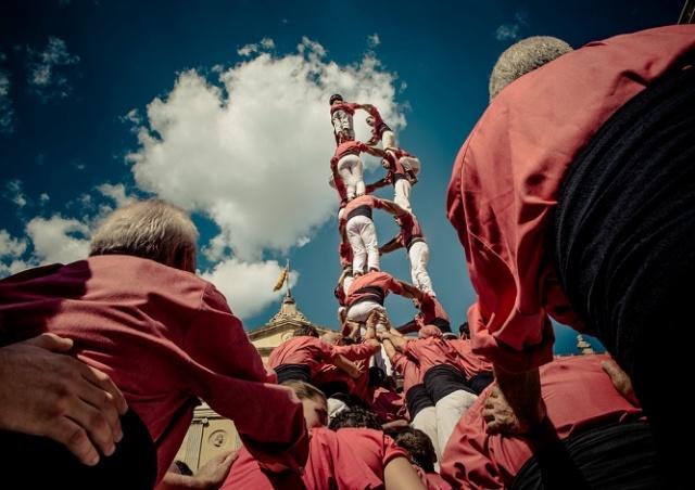 В Праге впервые построят башню из людей
