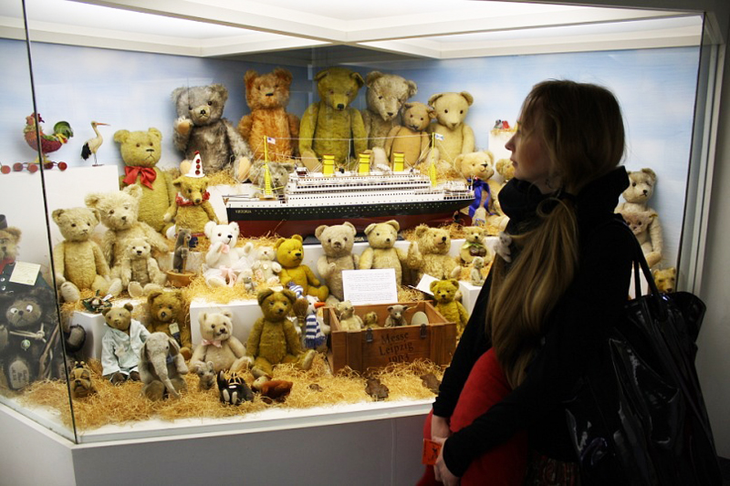 Музей Барби в Праге