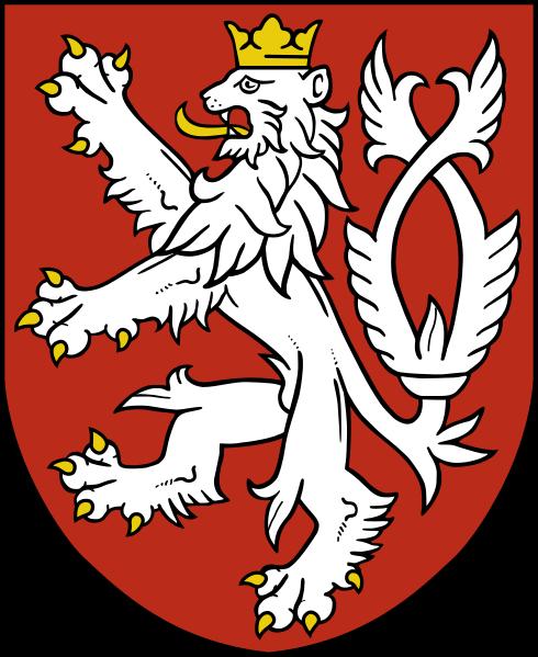 Малый герб Чехии (1)