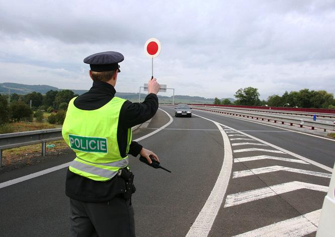 Чешская дорожная полиция (2)