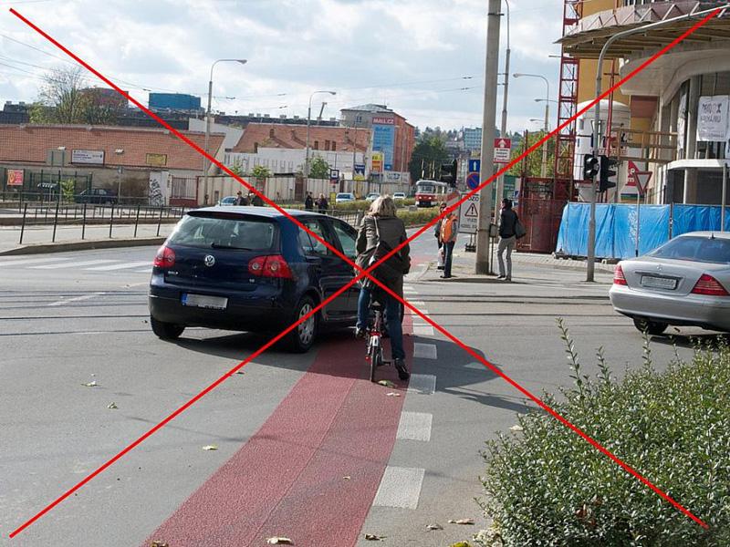Велоинфраструктура Чехии