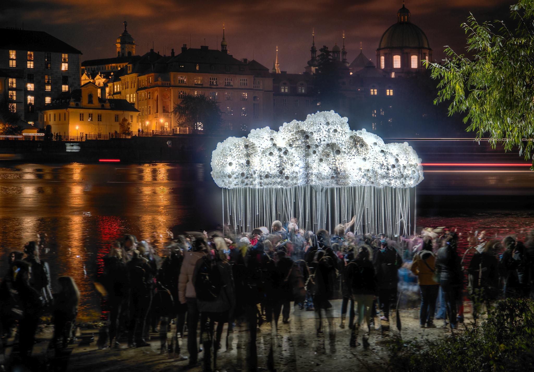 Фестиваль света SIGNAL в Праге (2)