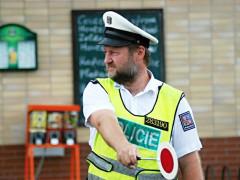 Дорожная полиция Чехии