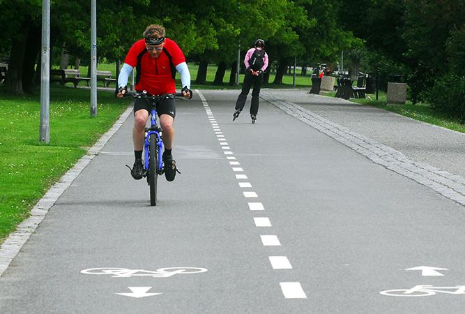 Прага потратит 50 млн крон на новые велодорожки и трассы