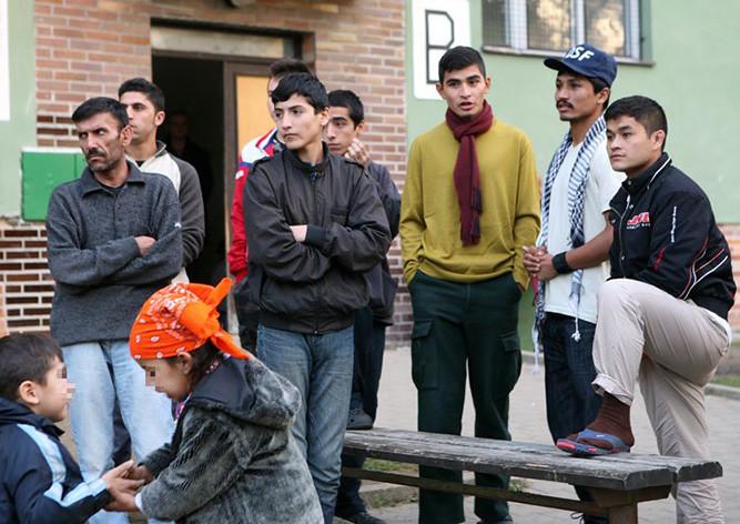 беженцы, мигранты, Чехия