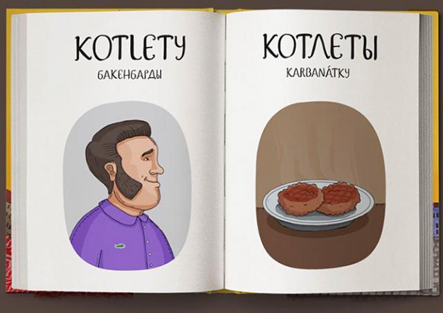 Новый «Весёлый чешско-русский словарь» готовится к выходу