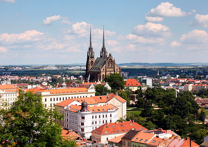 Брно опередил Прагу и Лондон по качеству жизни