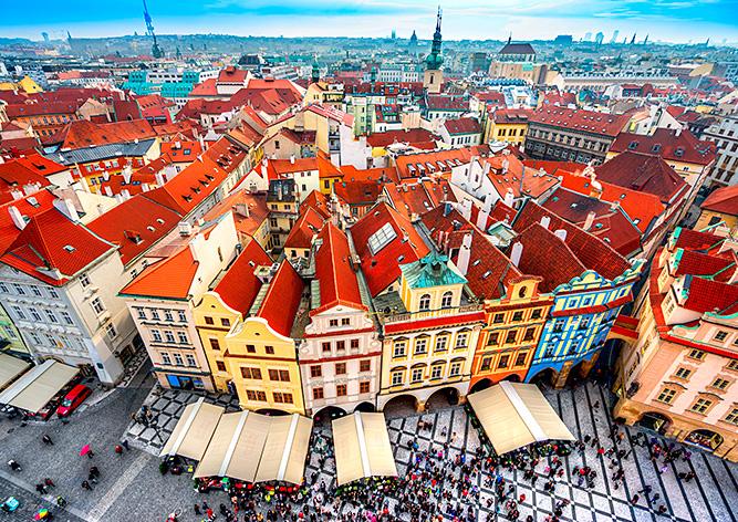 Дом на Староместской площади Праги продали по рекордной цене