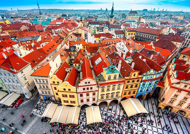 Прага опередила Вену и Стокгольм в рейтинге самых богатых регионов ЕС