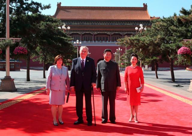 В марте Чехию посетит глава Китая