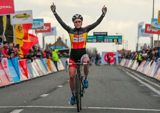 «Технодопинг»: в велосипеде бельгийской спортсменки нашли скрытый мотор