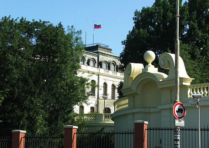ПосольствоРФ вЧехии требует выдать схваченного вПраге русского хакера