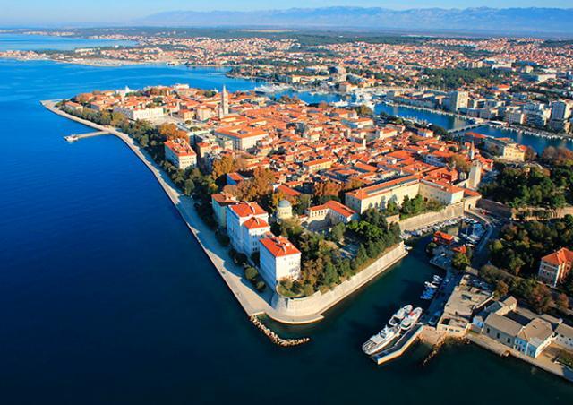 Автобусы StudentAgency начнут ходить из Праги в Хорватию