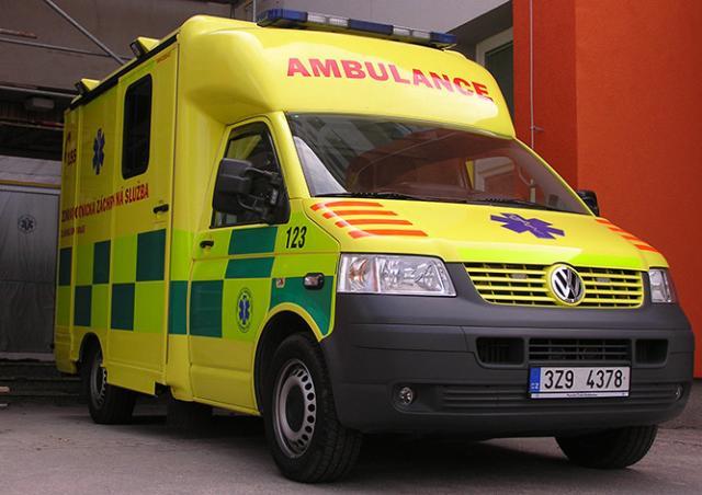 В Чехии полицейский выстрелил в пациента скорой помощи