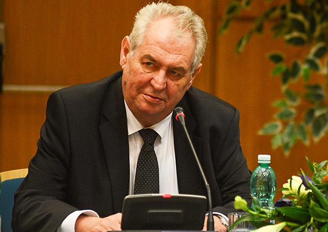 Президент Чехии назвал негативные последствия выхода Британии из ЕС