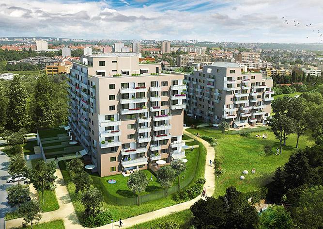 Квартиры в чешских новостройках оказались в три раза дороже российских