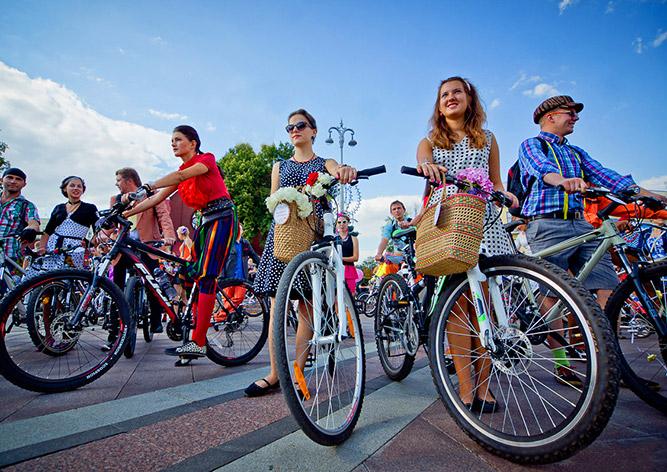 Прага запустила новую бесплатную услугу для велосипедистов