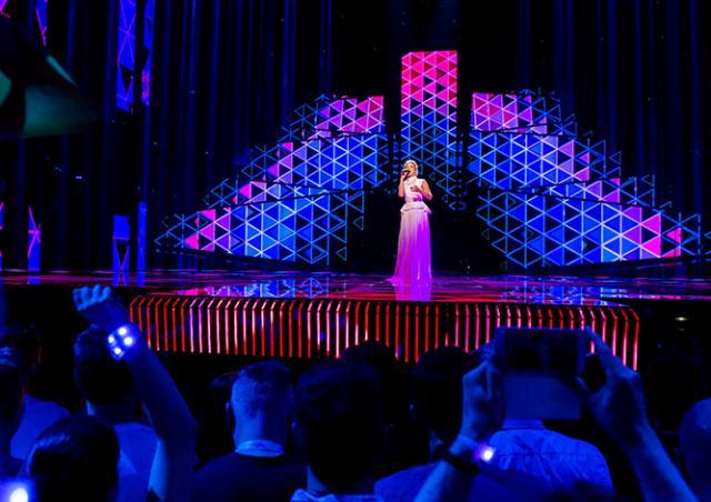 Видео: Чехия впервые вышла в финал «Евровидения»
