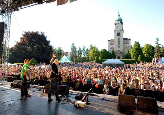 На территории пражской психбольницы пройдет музыкальный фестиваль