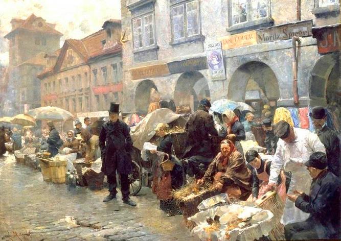 Бесплатно посетить Национальную галерею в Праге можно будет 28 сентября