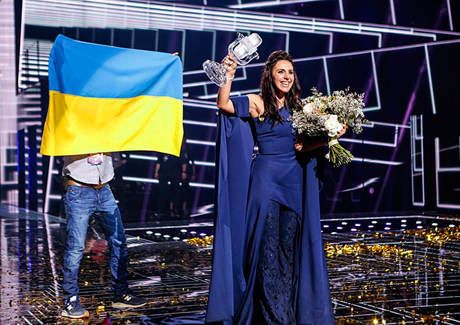 Видео: Украина выиграла «Евровидение-2016»