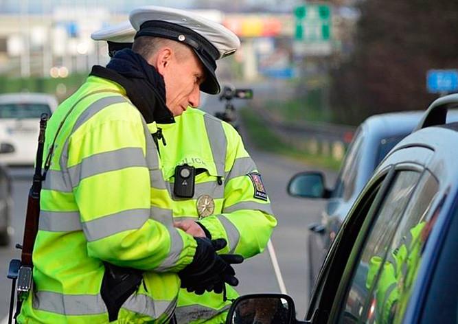 полиция-Чехия