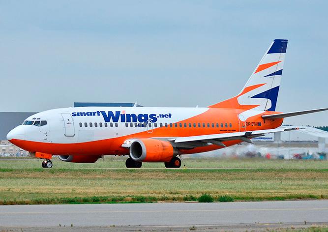 Пассажиры SmartWings получили возможность регистрироваться на рейсы онлайн
