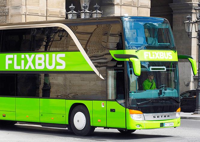FlixBus открыл два новых международных рейса из Праги