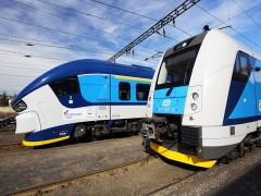 поезд-Чехия