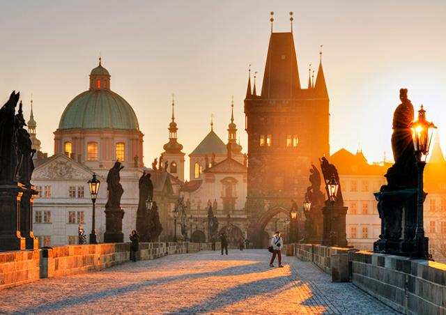 Потепление до +9°C ожидается в Чехии к концу недели