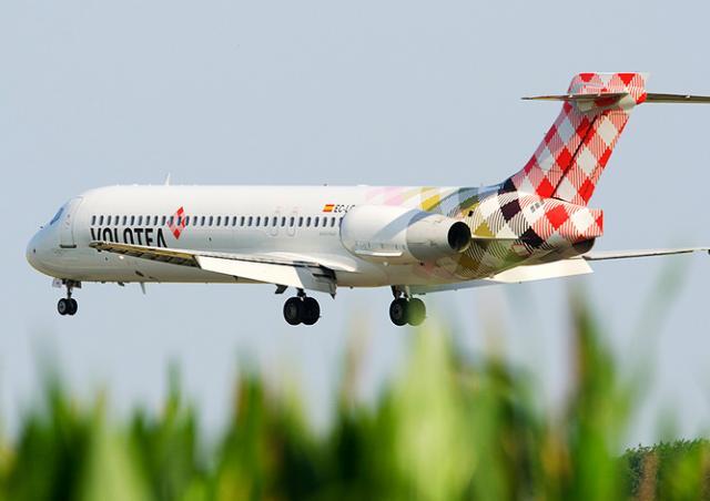 Распродажа у Volotea: авиабилеты по 5 евро