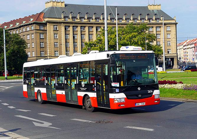 В Чехии тестируют революционный принцип оплаты проезда в общественном транспорте