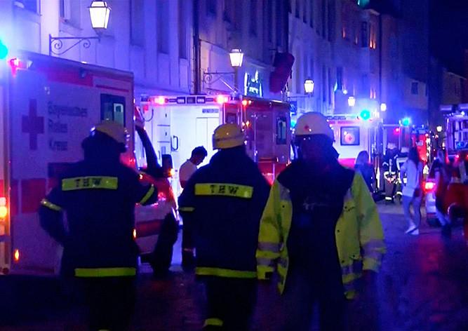 Жертвы толерастии: Сириец устроил новый теракт в Германии - 12 раненых