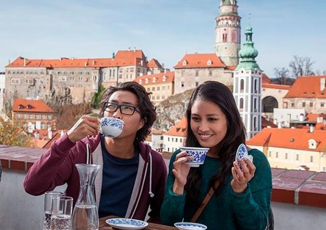 Чехия подсчитала доходы от туризма