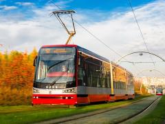 пражский-трамвай