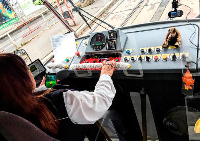 водитель-трамвая