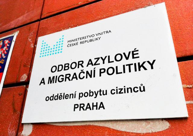 Важно: МВД Чехии закрывает отделение для иностранцев на улице Koněvova в Праге