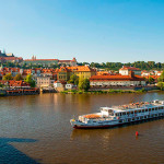 Прага-река-влтава