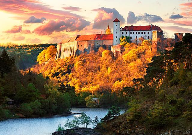 Названы самые популярные замки и крепости Чехии в 2016 году