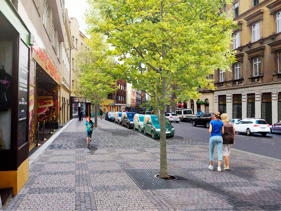 Многолюдные улицы картинки