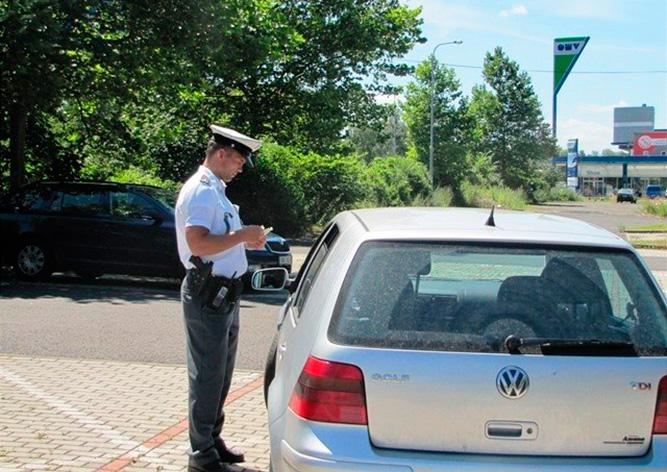 В Австрии полицейский получил срок за нацистское приветствие