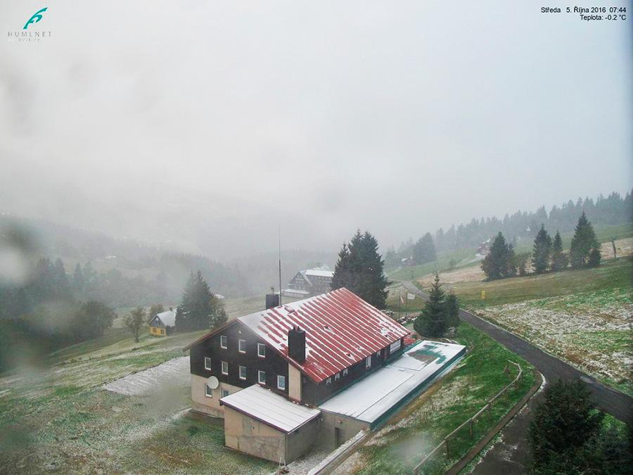 горы-снег