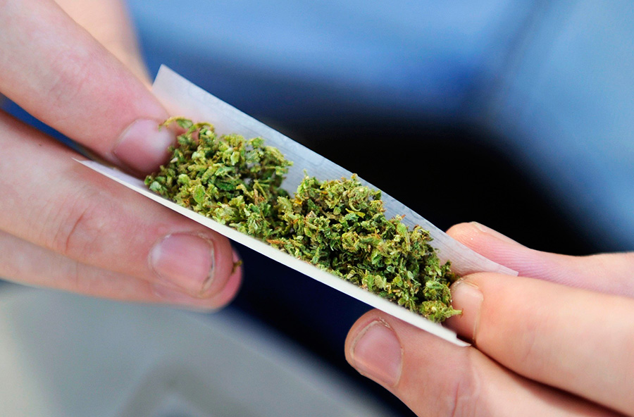 марихуана-травка
