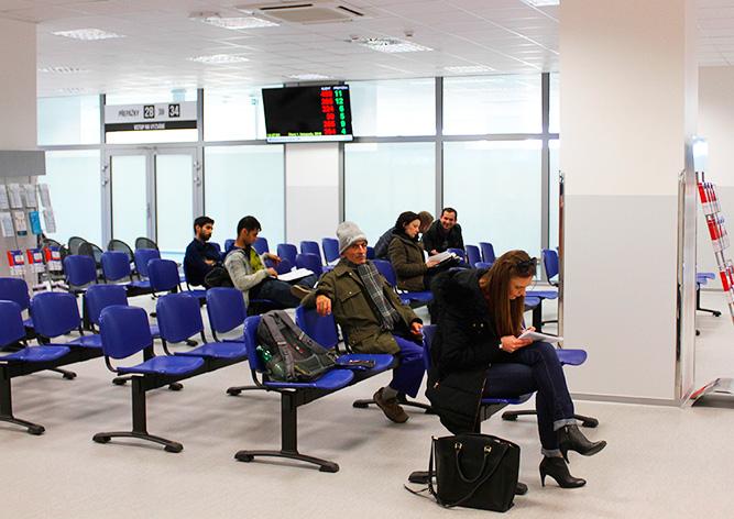 Для иностранцев в Праге открыли новое отделение МВД