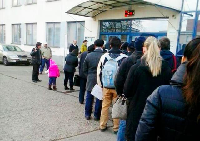 МВД Чехии закрывает для иностранцев пражское отделение OAMP