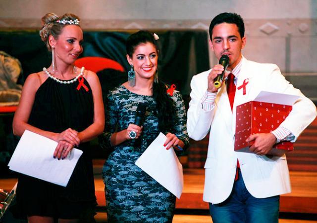 В Праге пройдет международный конкурс песни Diamonds Voice