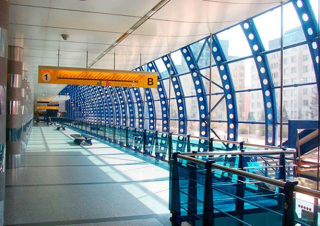 Участок «желтой» ветки пражского метро закроют на ремонт 13 ноября