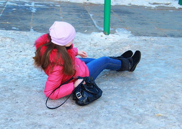 Метеорологи предупредили жителей Чехии о снеге и гололедице