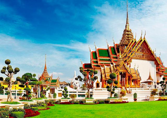 Thai AirAsia планирует открыть прямой рейс Прага – Бангкок