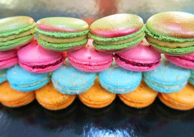 Французская кондитерская Milleme предложит пражанам рождественские десерты
